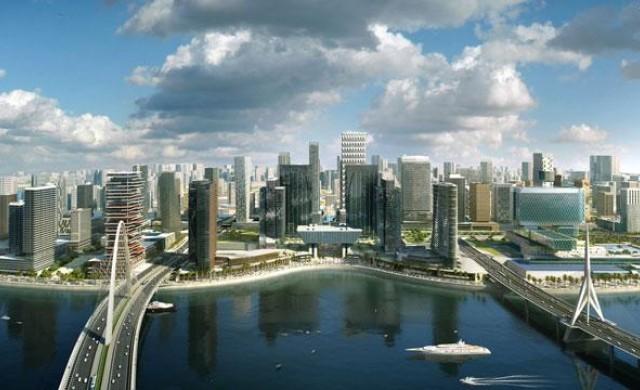 Най-новият луксозен квартал в Дубай е остров