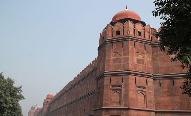 Най-удивителните исторически паметници в Индия