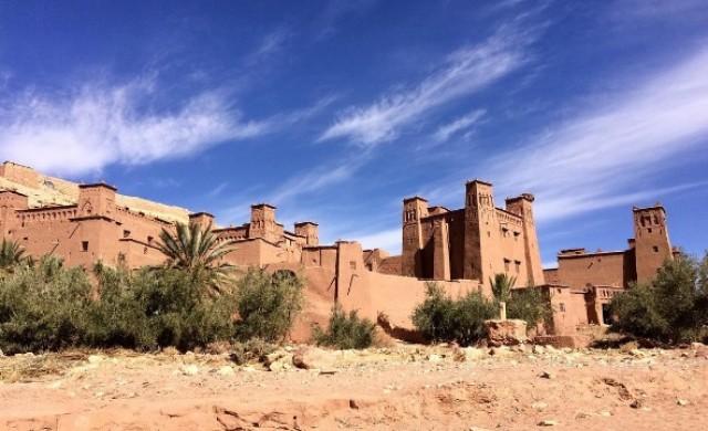 Аит-Бен-Хаду - скалното чудо на Мароко