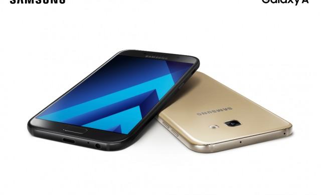Samsung представи Galaxy A3 и Galaxy А5 у нас