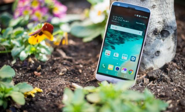В интернет се появиха снимки на LG G6