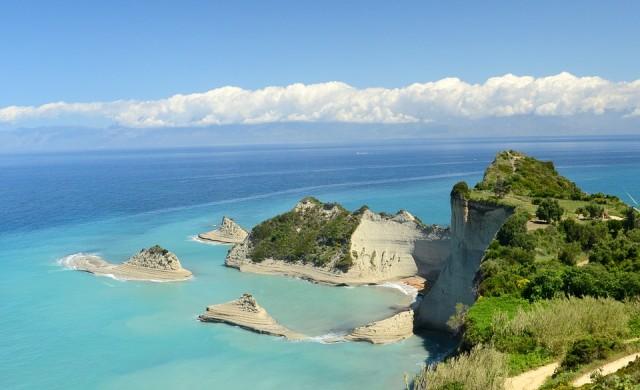 Смарагдовият остров, или най-красивата частица от  Гърция