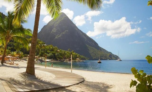 Топ 15 на най-красивите плажове на карибски острови