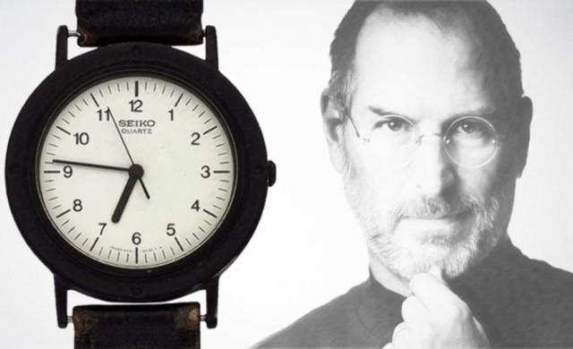 """Seiko подготвя серия """"часовникът на Стив Джобс"""""""