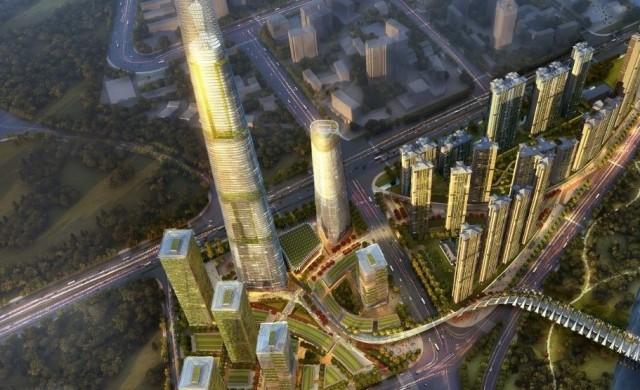 10 -те най-високи сгради в строеж или проект в света