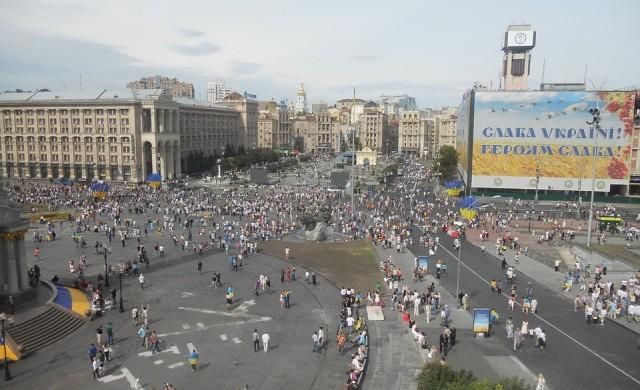 Икономиката на Украйна се свила двойно заради санкциите към Русия