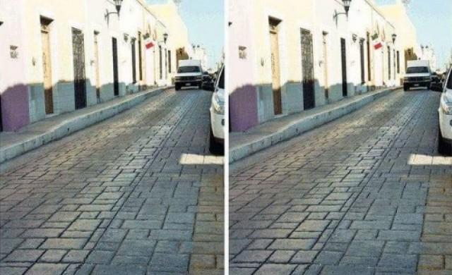 Оптична илюзия, която ще ви накара да се замислите за зрението си