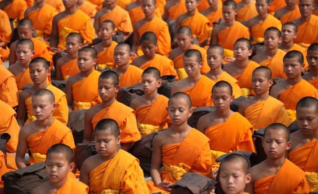 Будистите най-силно се страхуват от смъртта