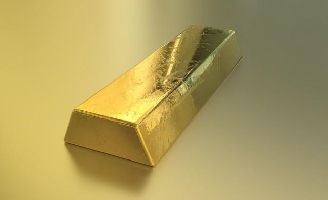 Едва 10 държави в света с над 50% злато от резервите си