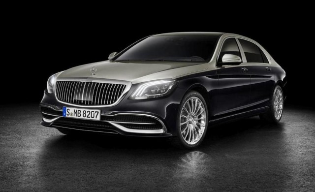 Новият Mercedes-Maybach 2018