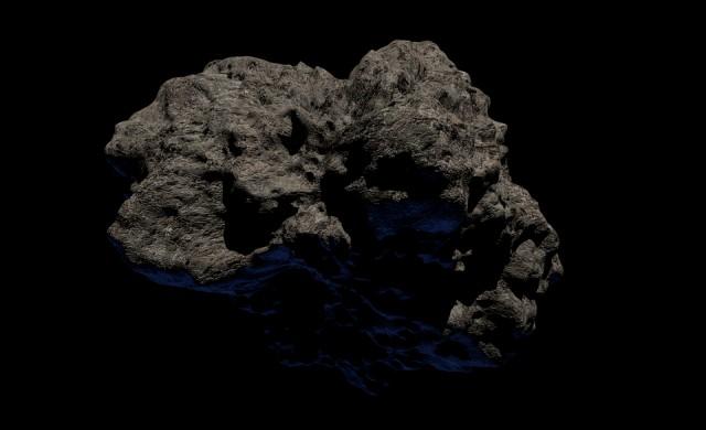 Продадоха парче от метеорит за рекордна сума