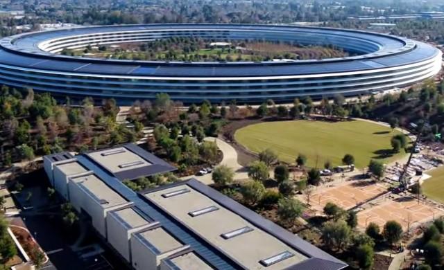 Новата централа на Apple има един пропуск и той е болезнен