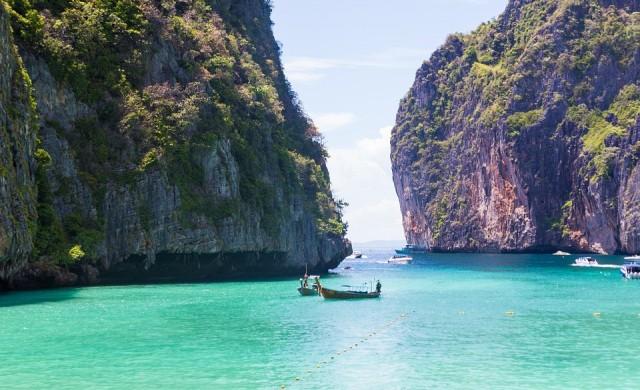 Тайланд затваря за 3 месеца един от най-красивите си плажове