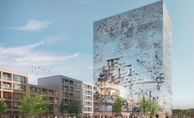 MVRDV планира огледален офис в Германия