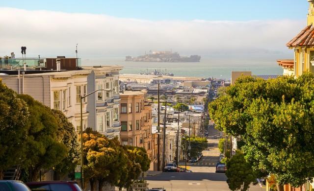 Останки от десетки кораби лежат под улиците на Сан Франциско