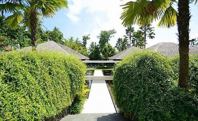 Вижте как изглежда вила за 2 млн. долара в Бали