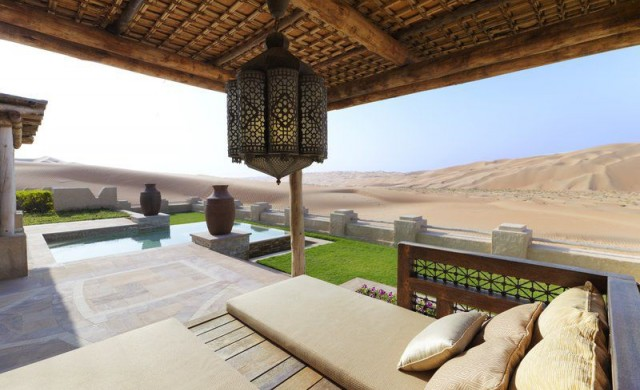 5 от най-луксозните хотели в Абу Даби