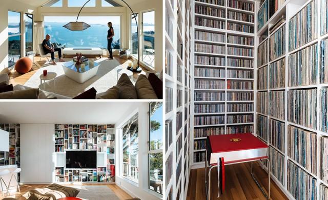 Къща за хора, които обичат да четат