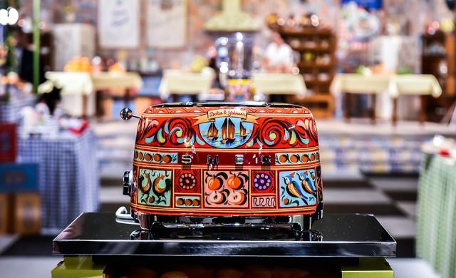 Кухня в стил Dolce&Gabbana