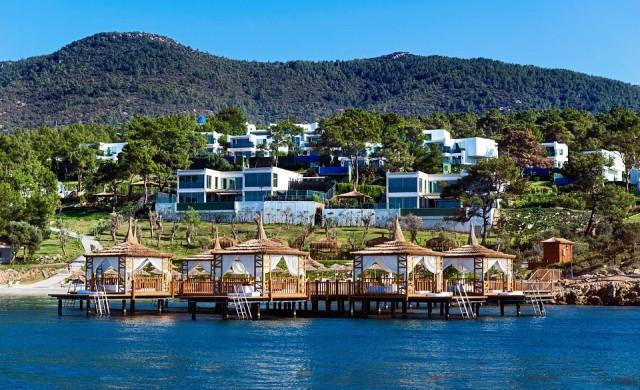 Турският курорт, сравняван с Миконос и Сен Тропе