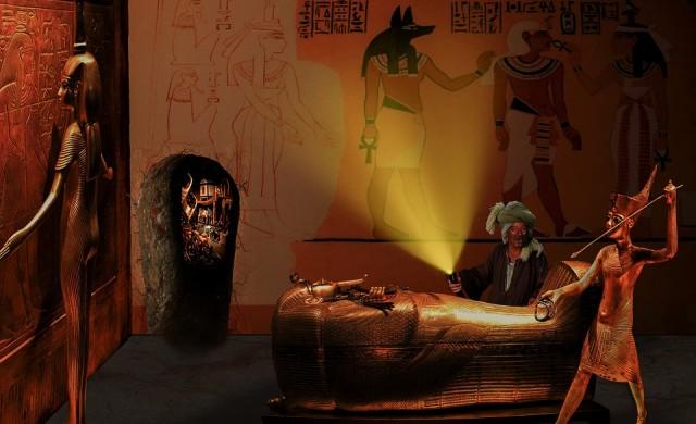 След 9 г.: Гробницата на Тутанкамон отново отваря врати