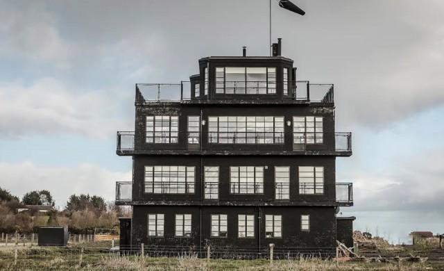 Искате ли да отседнете във военна база в Шотландия?