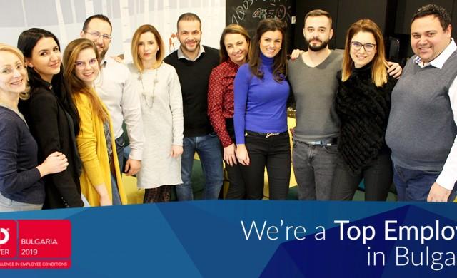 Филип Морис най-добър работодател в България