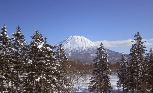 Японският отговор на Алпите привлича милиардери и луксозни хотели