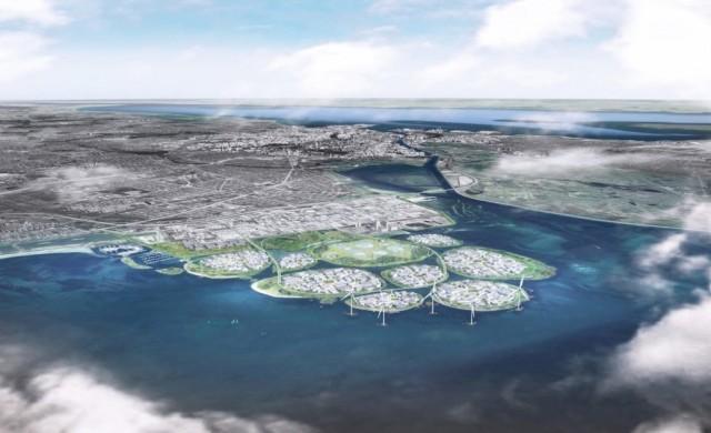 Дания ще строи девет изкуствени острова. Защо?