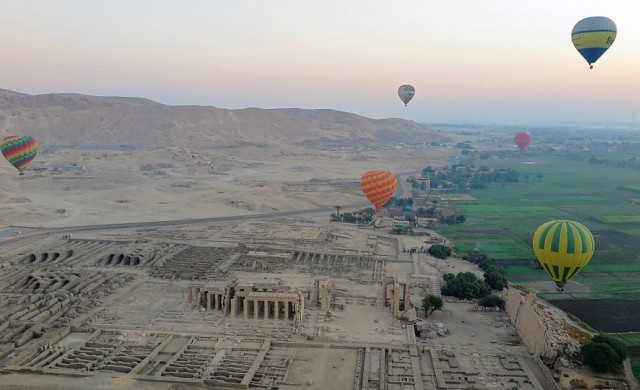 Пет поразителни нови чудеса, заради които да посетите Египет