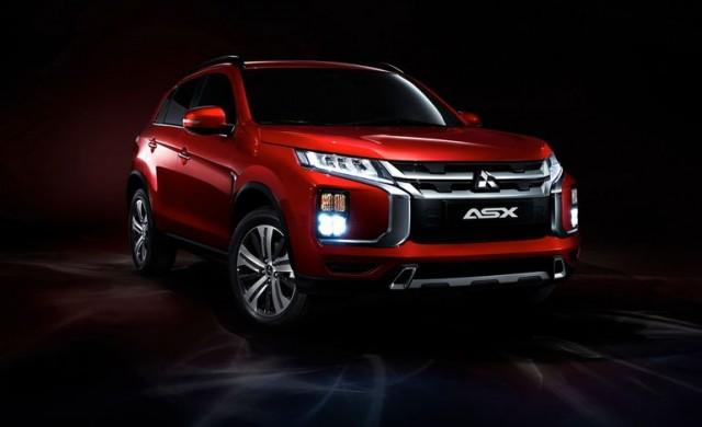 Обновеното Mitsubishi ASX 2020 ще разтупти сърцето ви