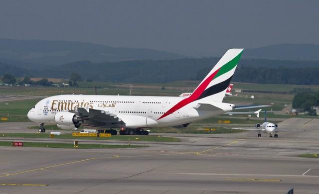 Airbus праща най-големия пътнически самолет в историята