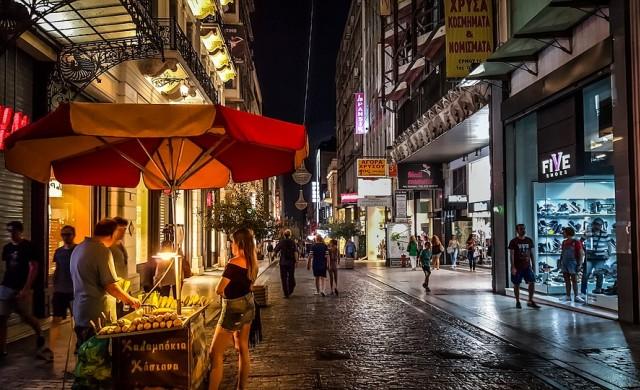 Бумът в цените на имотите в Атина изтласка гърците от пазара