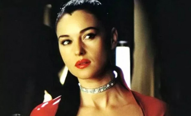 Най-скандалните роли на Моника Белучи
