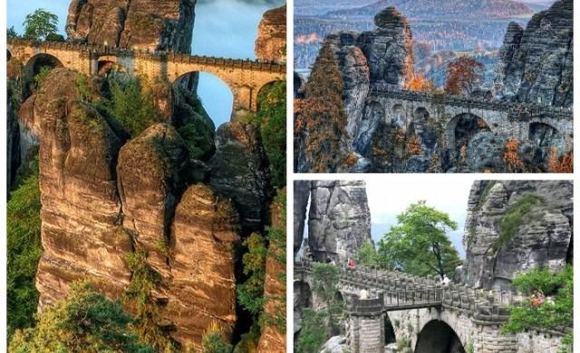 10 красиви моста, които да посетите (един от тях е български)