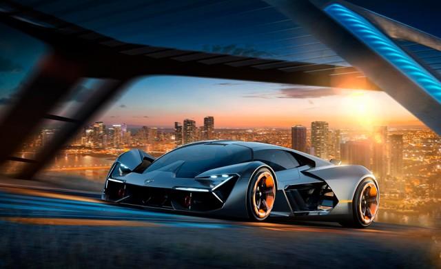 Наесен очакваме тази красива хибридна суперкола на Lamborghini