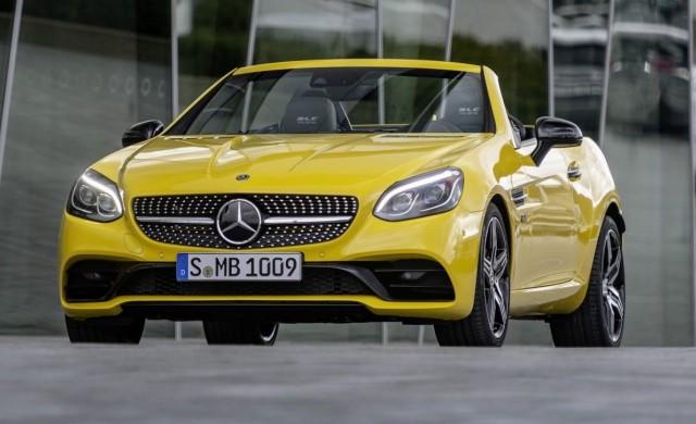 """Прочут модел на Mercedes """"излиза в пенсия"""""""