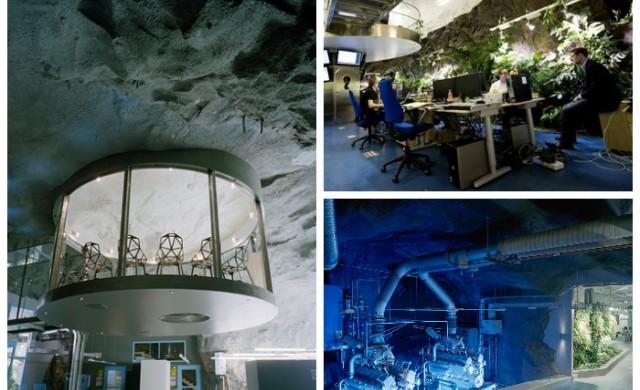 Седем невероятни офиса, които бихме искали да са наш дом