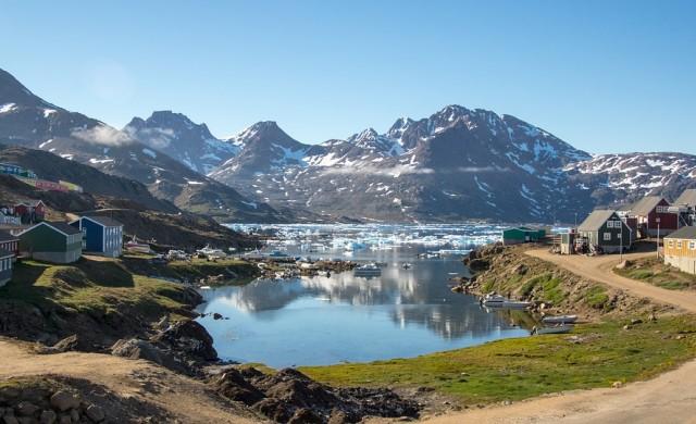 Това е единствената гора на най-големия остров в света