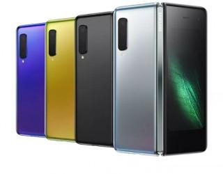 Samsung представи своя смартфон със сгъваем екран