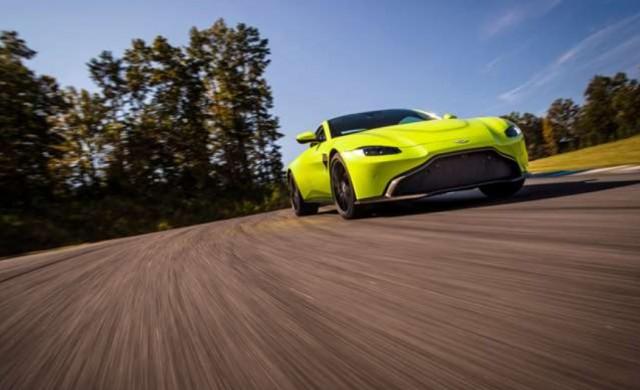 Aston Martin отложи електрическите си проекти