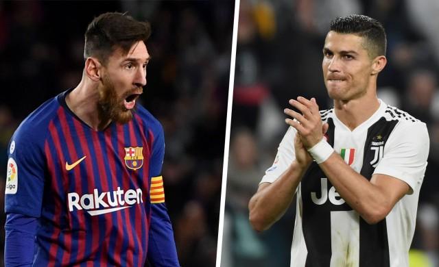 Най-добре платените футболисти в света