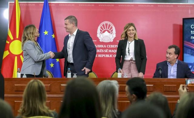 Mastercard разработва схема за ел. идентификация в С. Македония