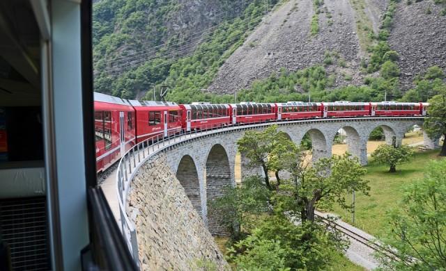 10-те най-добри влакови маршрута в Европа, сред които и български