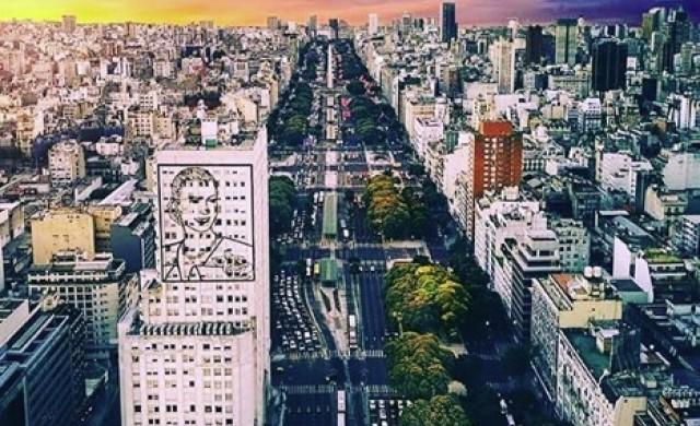 Прекосете с нас най-широката улица в света (снимки + видео)