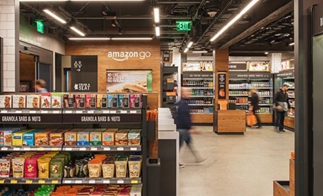 Супермаркетът на бъдещето: Без каси и продавачи