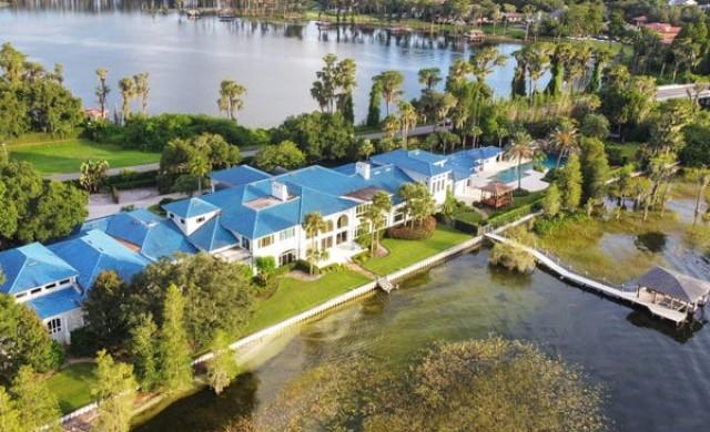 Шакил О'Нийл продаде имот във Флорида за 16.5 млн. долара