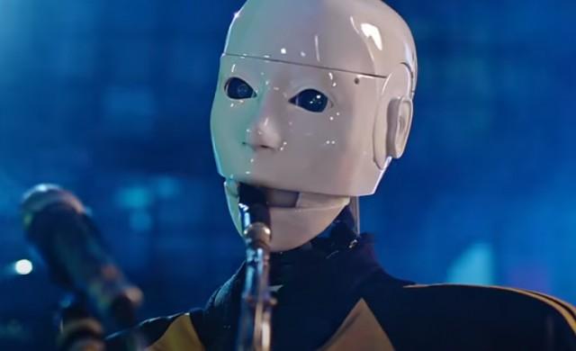 Робот пее и свири в босненска рок група (ВИДЕО)
