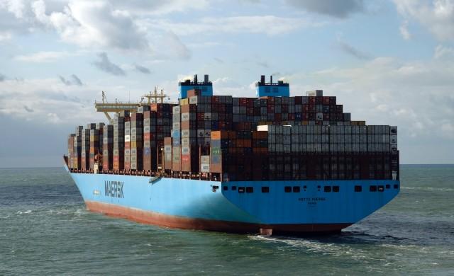 Maersk пуска на вода първите си въглеродно неутрални кораби през 2023 г.