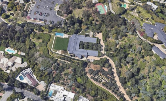 Пореден милиардер купи съседно имение